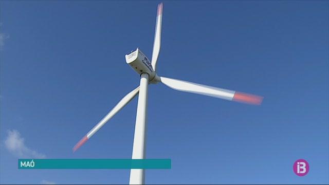 El+Consorci+de+Residus+de+Menorca+ha+facturat+en+un+any+542.000+euros+per+l%27electricitat+e%C3%B2lica+de+Mil%C3%A0