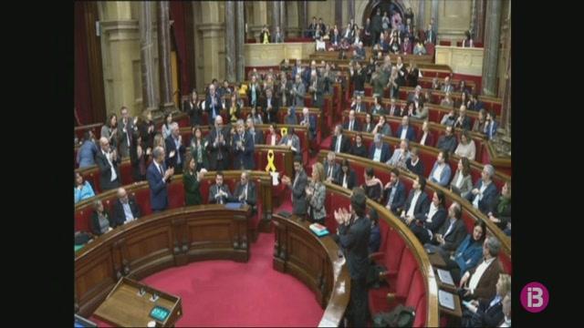 Els+pol%C3%ADtics+presos+catalans+fan+una+crida+per+la+unitat+de+l%27independentisme