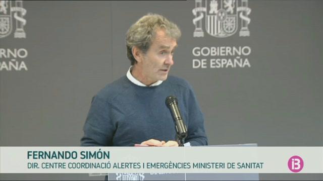El+ministeri+de+sanitat+descarta+un+increment+del+risc+de+coronavirus+a+Espanya