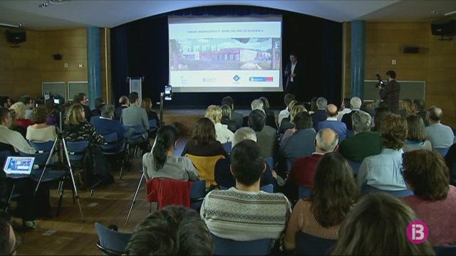 El+futur+Museu+del+Parc+Arqueol%C3%B2gic+del+Puig+de+Sa+Morisca+pret%C3%A9n+convertir-se+en+un+centre+referent