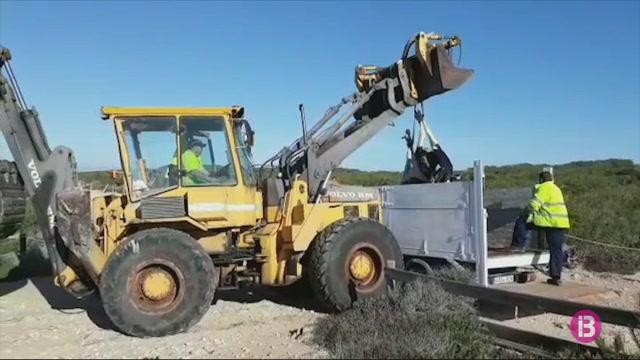 Retiren+una+vaca+morta+de+la+costa+de+Formentera