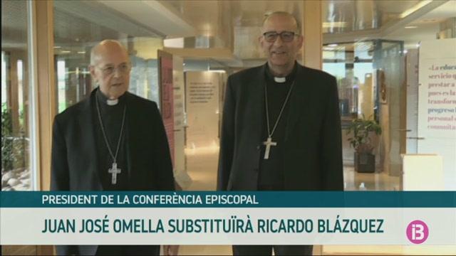 El+cardenal+Juan+Jos%C3%A9+Omella+nou+president+de+la+Confer%C3%A8ncia+Episcopal+Espanyola