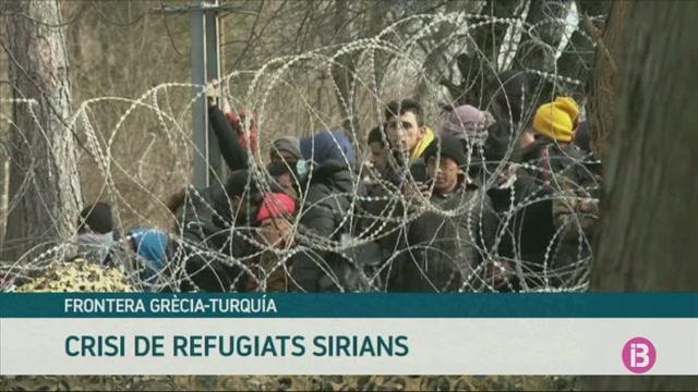 Josep+Borrell+viatja+a+Ankara+per+abordar+la+crisi+dels+refugiats+a+la+frontera+de+Gr%C3%A8cia+amb+Turquia