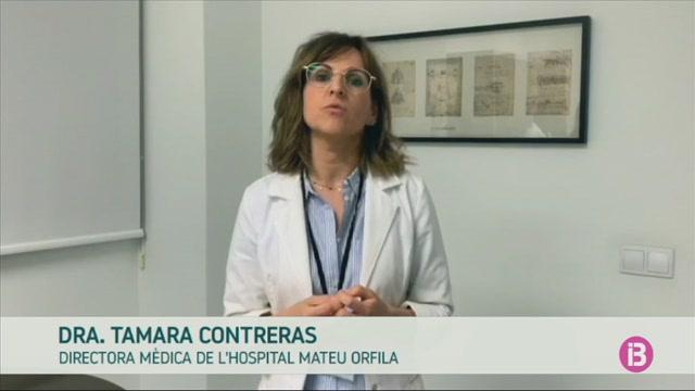 La+directora+m%C3%A8dica+de+l%27Hospital+Mateu+Orfila+demana+precauci%C3%B3+en+anar+al+camp+i+a+la+platja