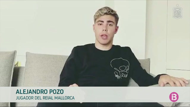 Pozo+valora+molt+positivament+els+seus+primers+mesos+al+Mallorca