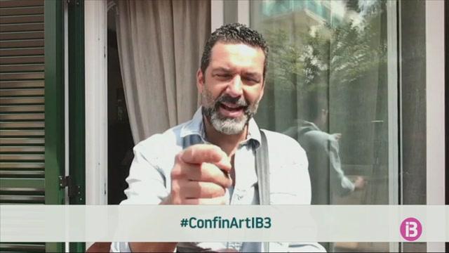 Jaume+Anglada%2C+l%27artista+d%27aquest+divendres+a+%23ConfinArtIB3