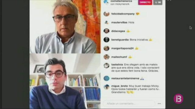 El+Consell+de+Menorca+reclama+un+pla+de+rescat+amb+diners+de+la+UE+per+ajudar+als+restauradors+i+pimes