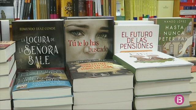 Les+llibreries+de+Vila+baixen+vendes+i+donen+per+perdut+Sant+Jordi