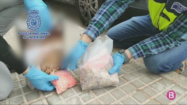 La+Policia+Nacional+intercepta+mil+pastilles+d%27%C3%A8xtasi+a+Manacor