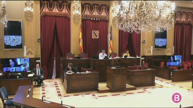 El+Parlament+demana+aturar+les+obres+d%27ampliaci%C3%B3+de+l%27aeroport+de+Palma