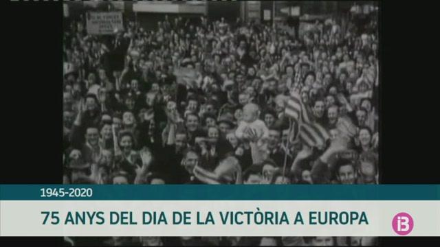 Europa+commemora+el+75+aniversari+del+Dia+de+la+Vict%C3%B2ria+que+marca+el+final+de+la+II+Guerra+Mundial