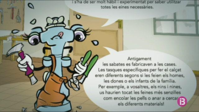 El+Museu+del+Cal%C3%A7at+d%27Inca+es+prepara+per+obrir
