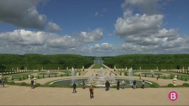 El+Palau+de+Versalles+obre+avui+les+portes+per+rebre+les+visites