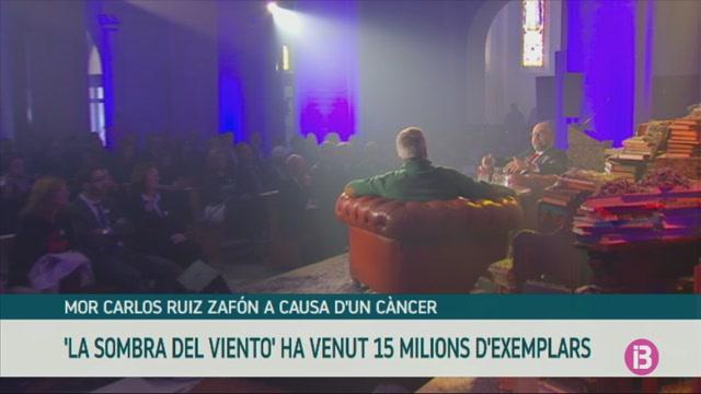 Mor+l%27escriptor+Carlos+Ruiz+Zaf%C3%B3n