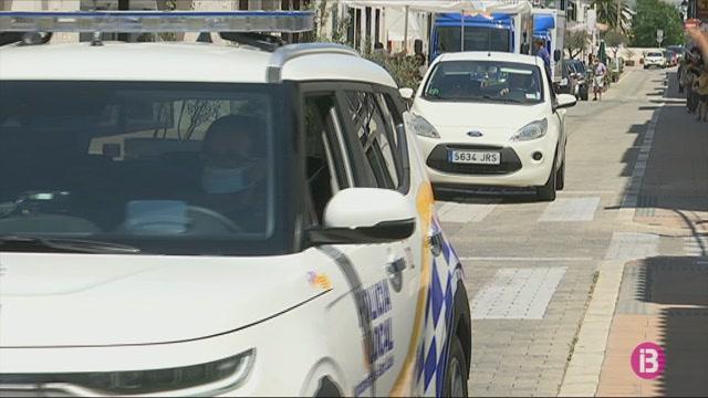 Sant+Llu%C3%ADs+inverteix+89.000+euros+en+dos+cotxes+el%C3%A8ctrics+per+a+la+Policia+Local