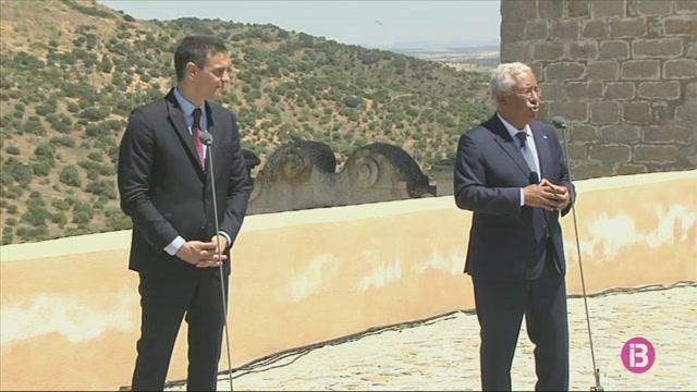Espanya+i+Portugal+reobren+la+frontera