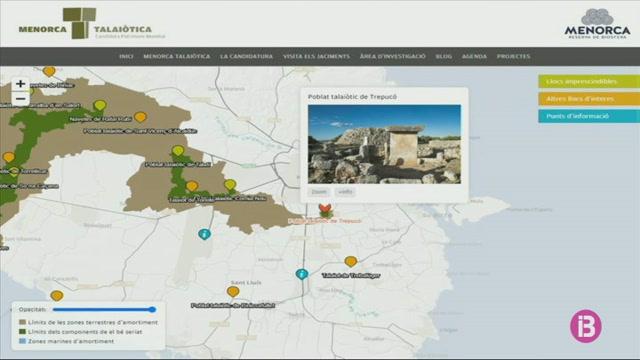 Nou+portal+web+de+la+candidatura+de+Menorca+Talai%C3%B2tica+a+Patrimoni+de+la+Humanitat