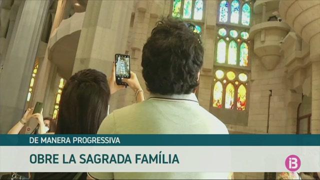Torna+a+obrir+la+Sagrada+Fam%C3%ADlia+de+Barcelona