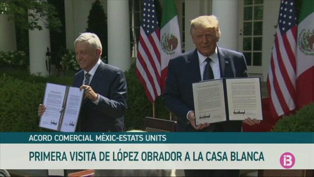 Primera+visita+de+L%C3%B3pez+Obrador+als+Estats+Units