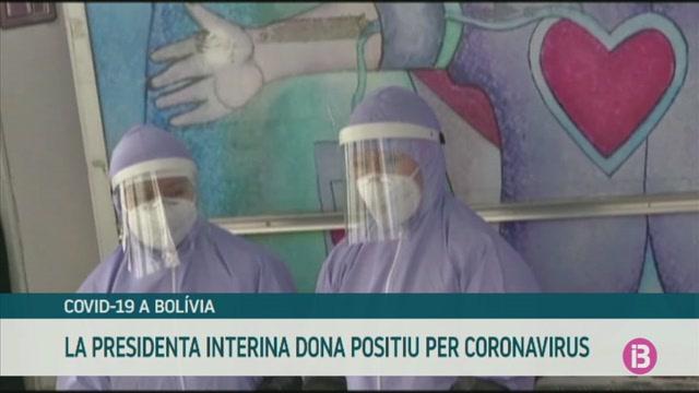 La+presidenta+de+Bol%C3%ADvia+dona+positiu+per+coronavirus