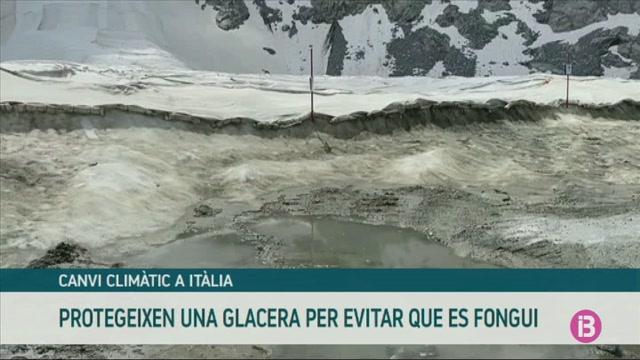 Protegeixen+una+glacera+per+evitar+que+es+fongui