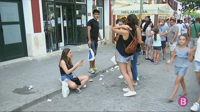 Es+Castell+no+permetr%C3%A0+les+barres+de+bars+ni+el+consum+d%27alcohol+per+Sant+Jaume