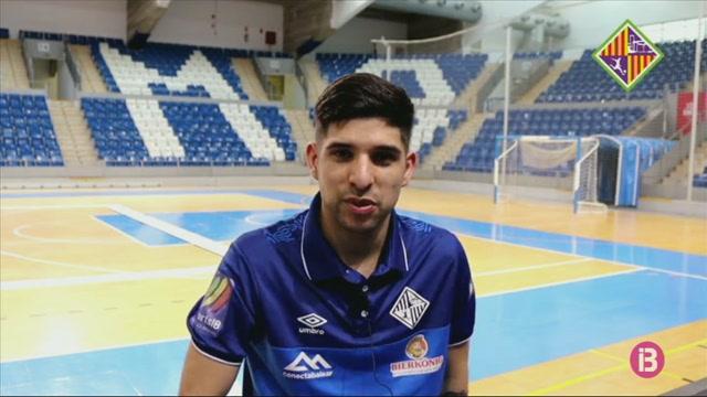 %C3%81ngel+Claudino+torna+a+la+disciplina+del+Palma+Futsal