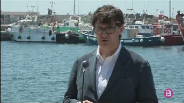 El+ministre+Illa+apel%C2%B7la+a+la+responsabilitat+dels+turistes+per+contenir+nous+brots