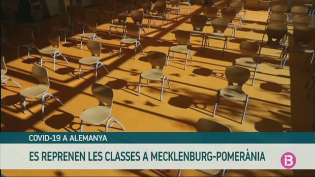Es+reprenen+les+classes+a+Mecklenburg-Pomer%C3%A0nia+Occidental