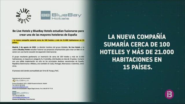 Globalia%2C+Be+Live+Hotels+i+BlueBay+estudien+fusionar-se+per+crear+una+de+les+majors+cadenes+hoteleres+d%27Espanya