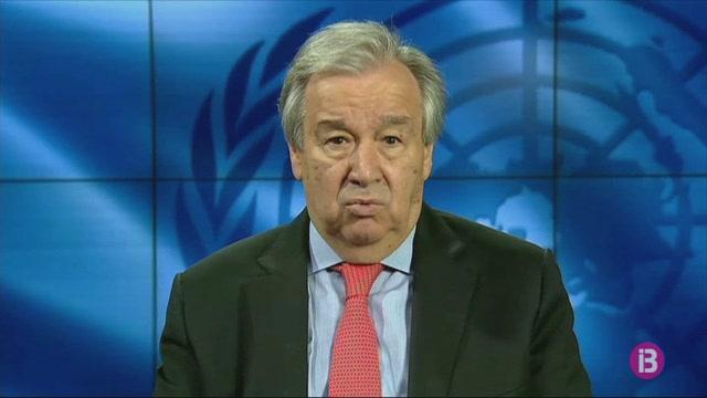 El+secretari+general+de+la+ONU+demana+que+els+nins+i+nines+tornin+a+les+aules