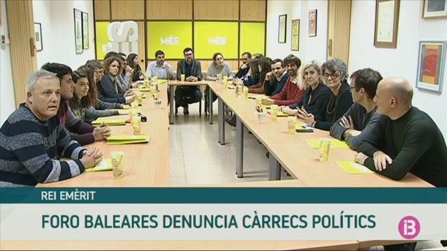 Foro+Baleares+denuncia+c%C3%A0rrecs+pol%C3%ADtics+per+inj%C3%BAries+al+rei+i+a+la+Corona