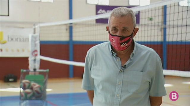 El+Voleibol+Manacor+comen%C3%A7a+la+pretemporada