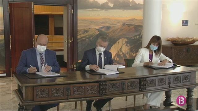 PNB+i+PSE+firmen+el+seu+pacte+de+govern
