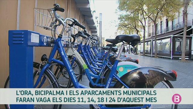 UGT+i+USO+convoquen+quatre+jornades+de+vaga+als+serveis+d%27ORA%2C+Bicipalma+i+als+aparcaments+municipals