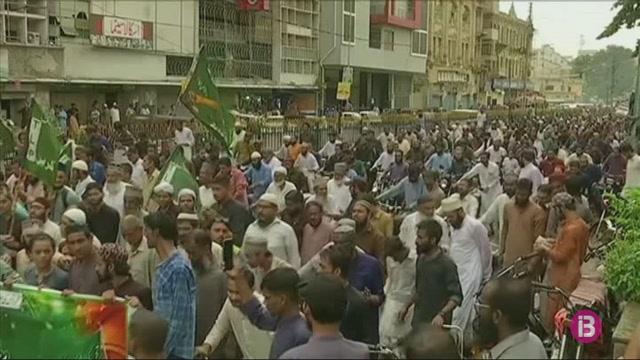 Protestes+al+Pakistan+contra+la+revista+Charlie+Hebdo