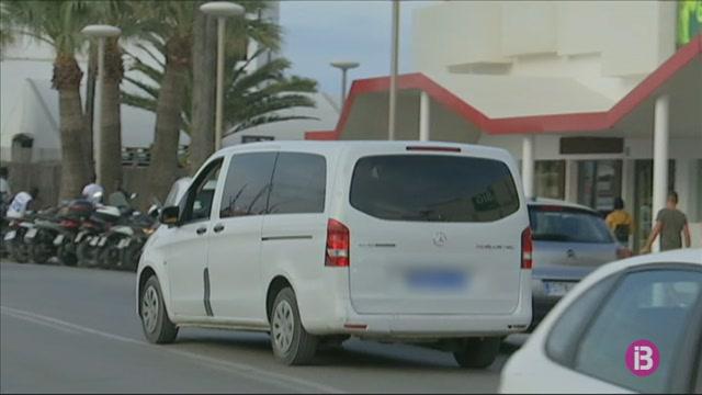 49+den%C3%BAncies+per+transport+irregular+de+passatgers+aquest+estiu+a+Eivissa
