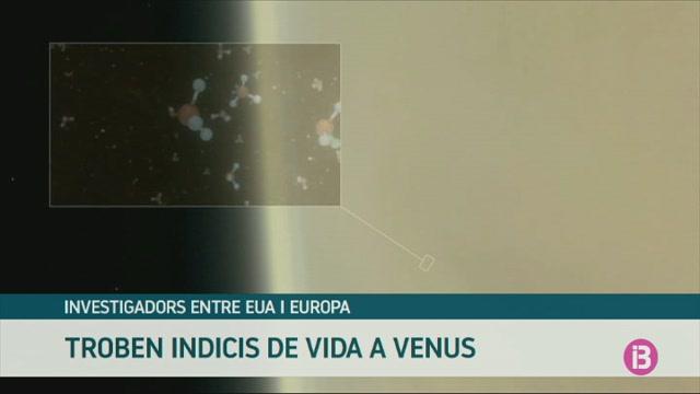Troben+indicis+de+vida+a+Venus