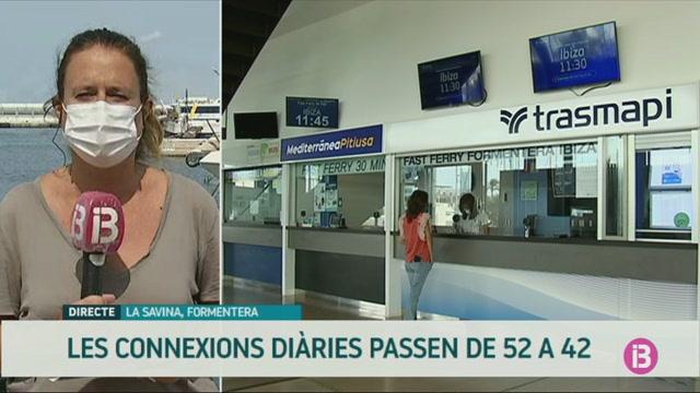 Les+navilieres+redueixen+els+trajectes+entre+Eivissa+i+Formentera