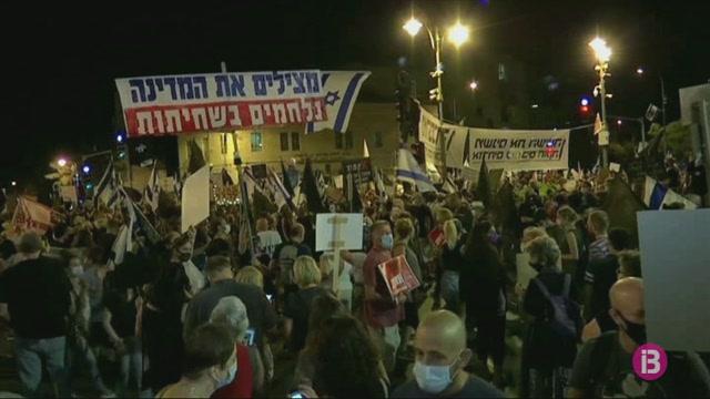 Continuen+les+protestes+a+Israel+malgrat+el+confinament