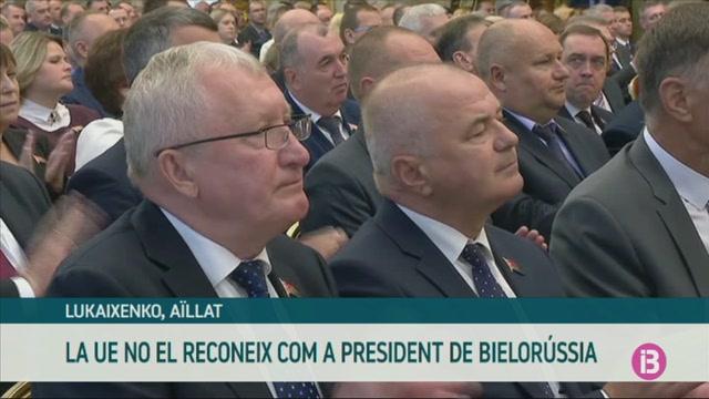 La+UE+no+reconeix+la+investidura+del+president+de+Bielor%C3%BAssia