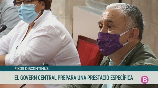 El+Govern+espanyol+prepara+una+prestaci%C3%B3+espec%C3%ADfica+per+als+fixos+discontinus
