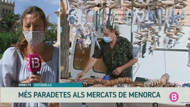 Els+mercats+ambulants+alimentaris+de+Menorca+podran+acollir+totes+les+parades