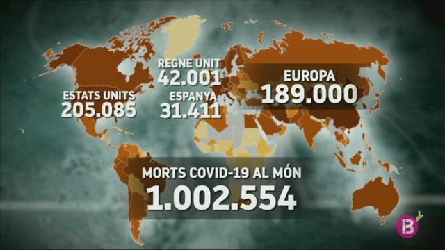 Un+mili%C3%B3+de+morts+per+COVID19+al+m%C3%B3n