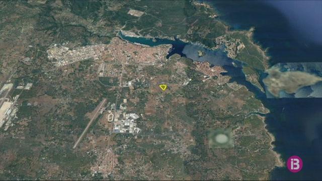 Es+Castell+tindr%C3%A0+el+primer+parc+fotovoltaic+p%C3%BAblic+de+Balears