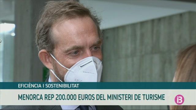 Menorca+rep+1%272+milions+de+l%27Estat+per+donar+impuls+al+turisme+sostenible