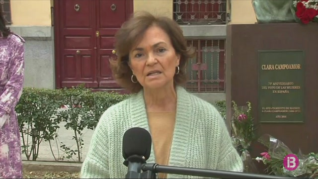 Carmen+Calvo+diu+que+n%27hi+ha+qui+fan+servir+el+joc+de+la+pol%C3%ADtica+davant+la+pand%C3%A8mia