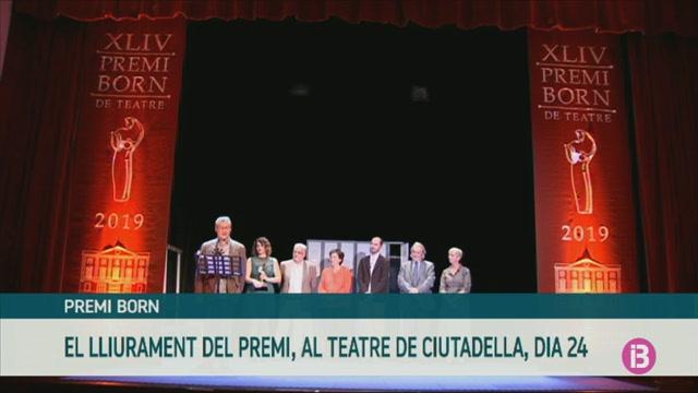 L%27Ajuntament+de+Ciutadella+rectifica+i+deixar%C3%A0+que+la+gala+del+Premi+Born+es+faci+al+teatre