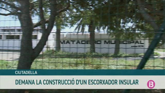 Ciutadella+urgeix+la+resta+de+municipis+de+Menorca+a+crear+un+escorxador+insular