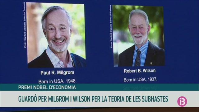 Milgrom+i+Wilson%2C+Nobel+d%27Economia+per+la+teoria+de+les+subhastes